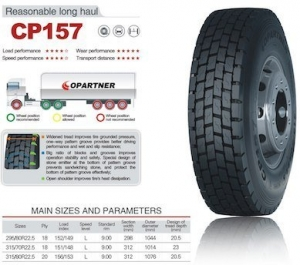 Otshina Copartner CP157