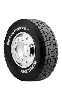 Шина 265/70R19,5 Fulda REGIOFORCE