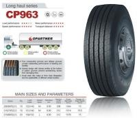 Шина 315/80R22.5 Copartner CP963 156/153M